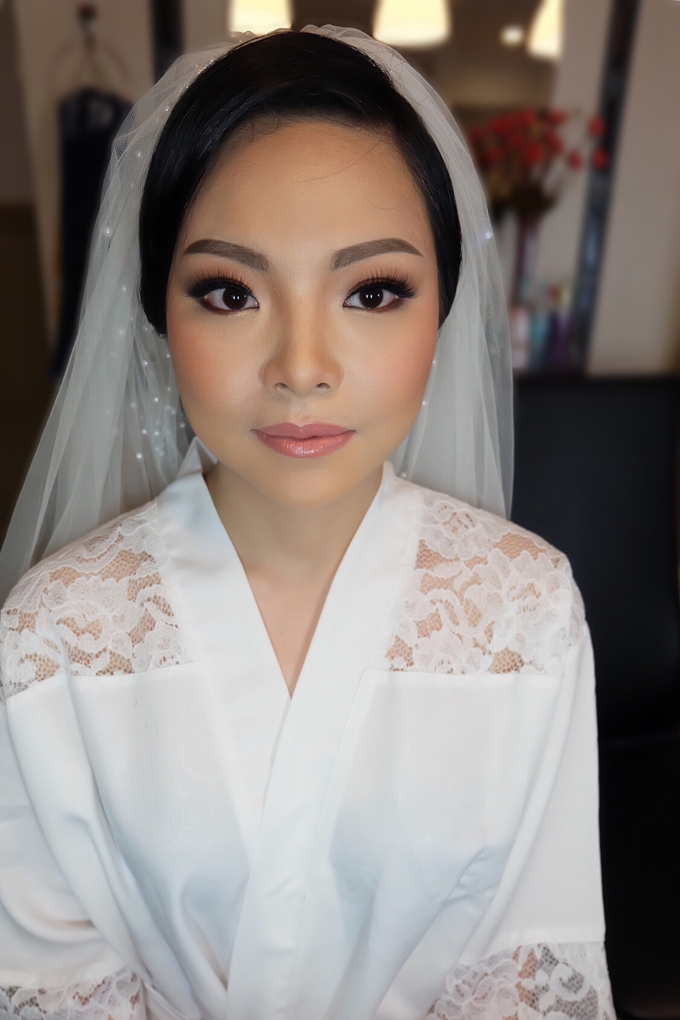Florentia Wedding by Theiya Makeup Artistry - 002