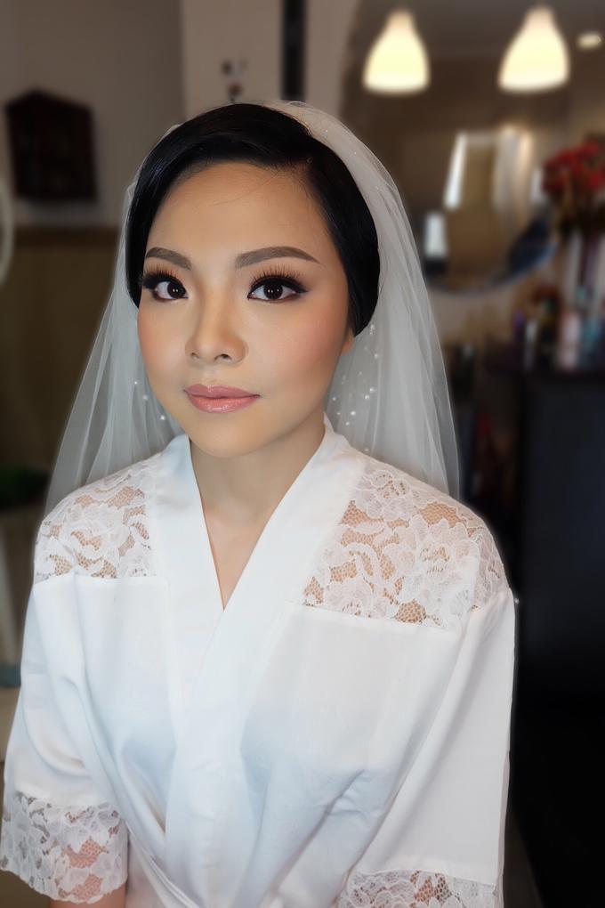 Florentia Wedding by Theiya Makeup Artistry - 004