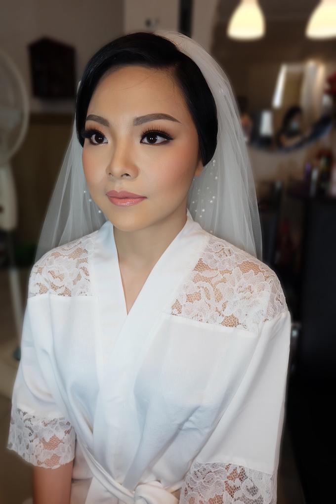 Florentia Wedding by Theiya Makeup Artistry - 003
