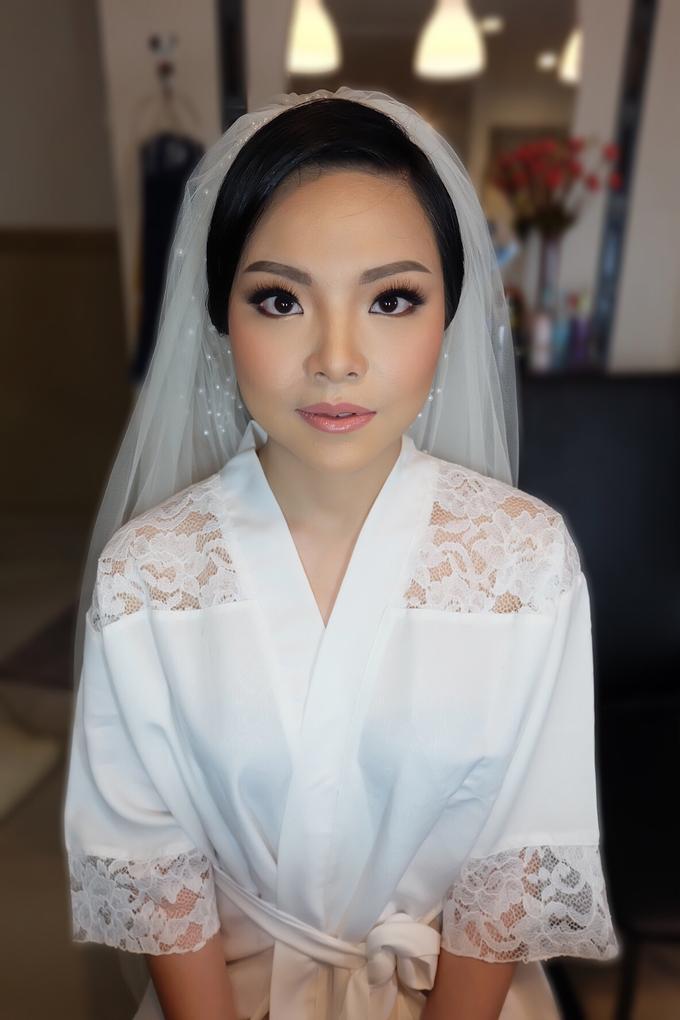 Florentia Wedding by Theiya Makeup Artistry - 005