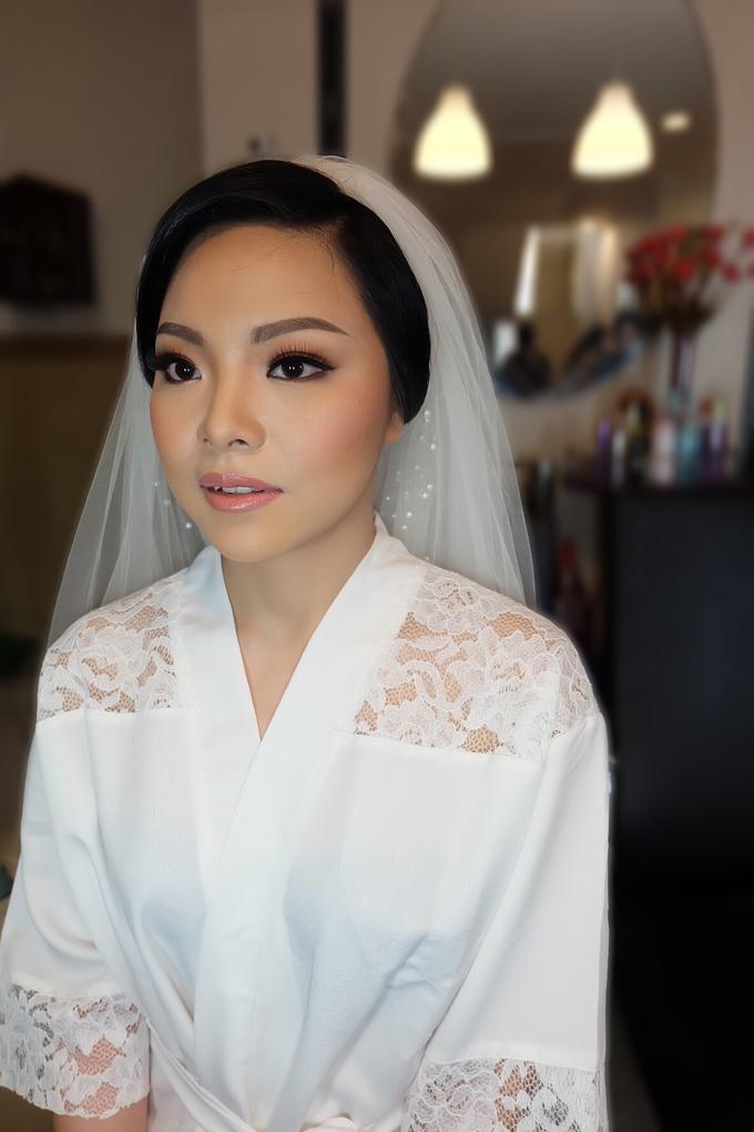 Florentia Wedding by Theiya Makeup Artistry - 006