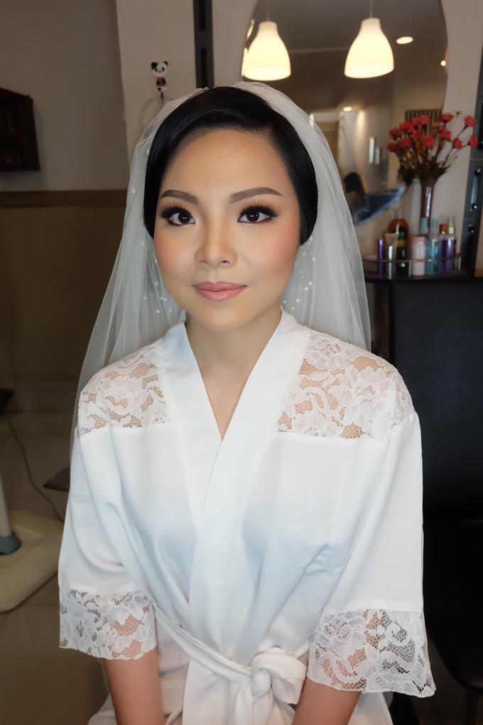 Florentia Wedding by Theiya Makeup Artistry - 008