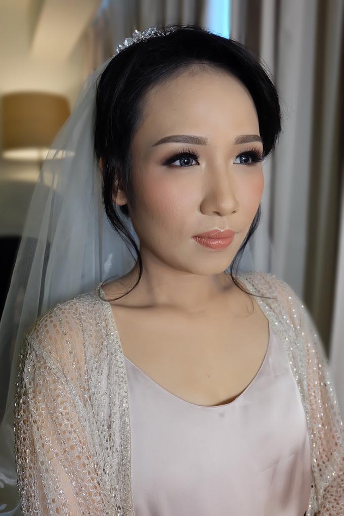 Sherly Wedding by Theiya Makeup Artistry - 004
