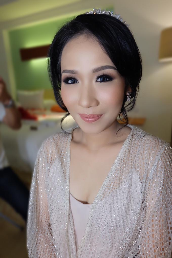 Sherly Wedding by Theiya Makeup Artistry - 002