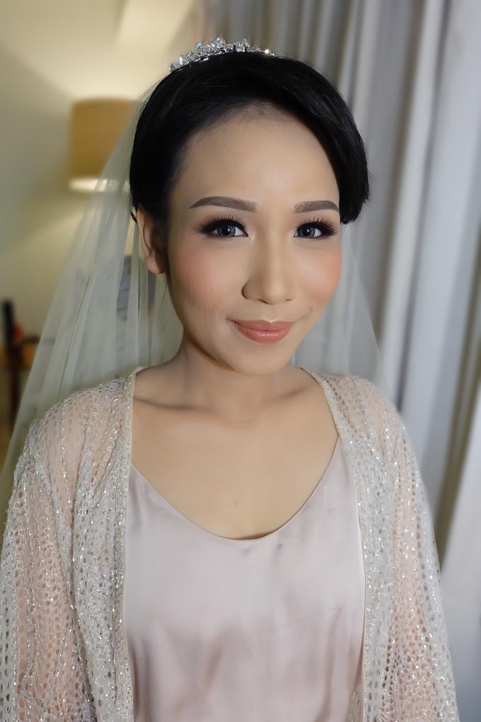 Sherly Wedding by Theiya Makeup Artistry - 007