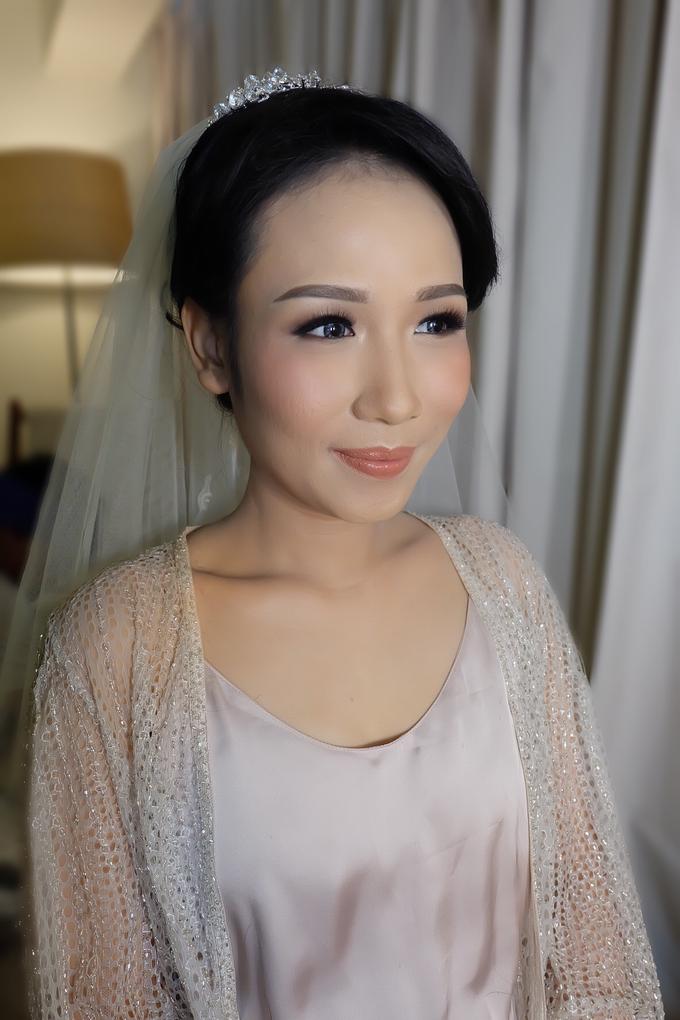 Sherly Wedding by Theiya Makeup Artistry - 009