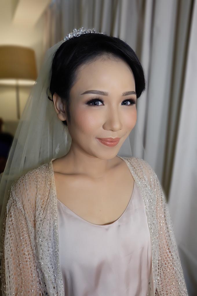 Sherly Wedding by Theiya Makeup Artistry - 011