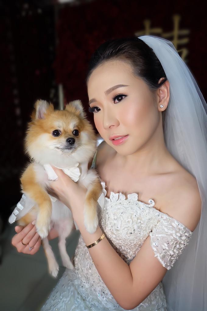 Mia Wedding by Theiya Makeup Artistry - 001
