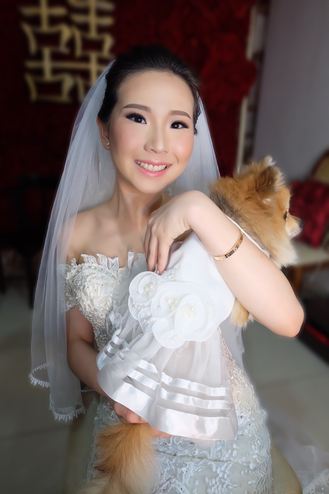 Mia Wedding by Theiya Makeup Artistry - 003