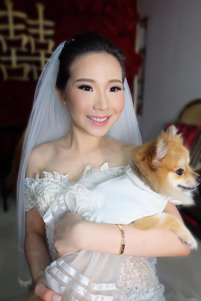 Mia Wedding by Theiya Makeup Artistry - 002