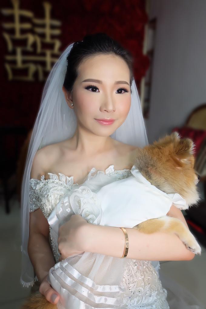 Mia Wedding by Theiya Makeup Artistry - 004