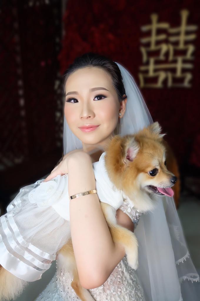 Mia Wedding by Theiya Makeup Artistry - 005