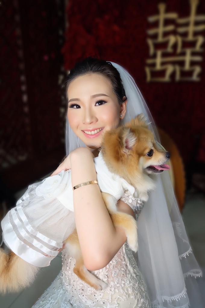 Mia Wedding by Theiya Makeup Artistry - 006