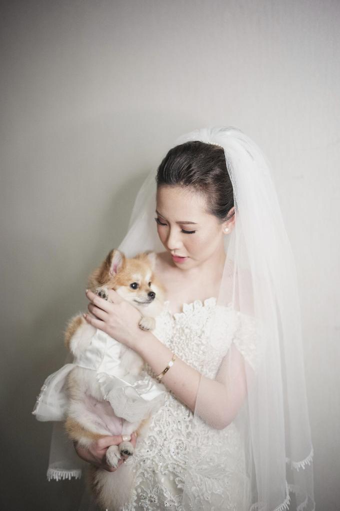 Mia Wedding by Theiya Makeup Artistry - 008