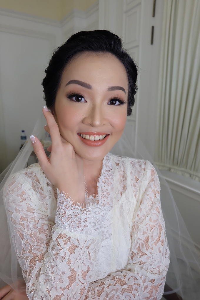 Silvy Wedding by Theiya Makeup Artistry - 004