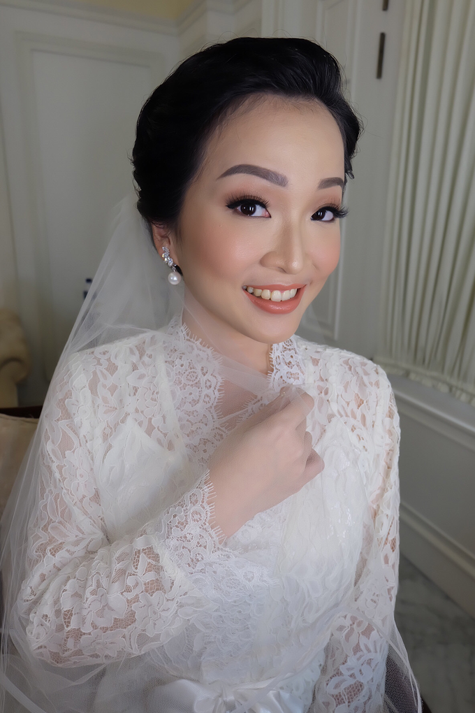Silvy Wedding by Theiya Makeup Artistry - 006