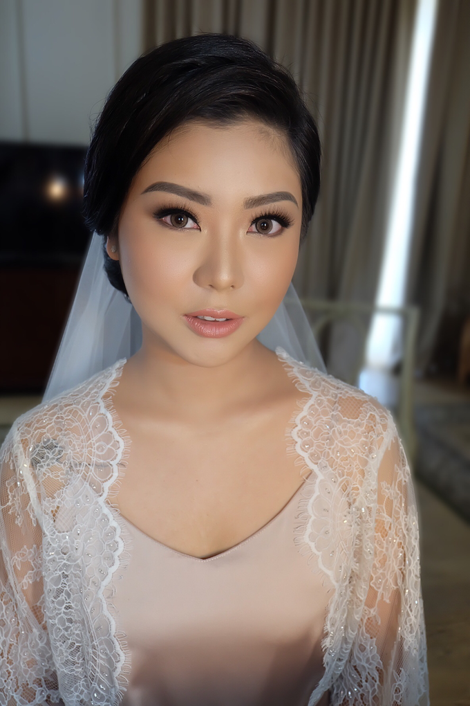 Jeanne Wedding by Theiya Makeup Artistry - 003