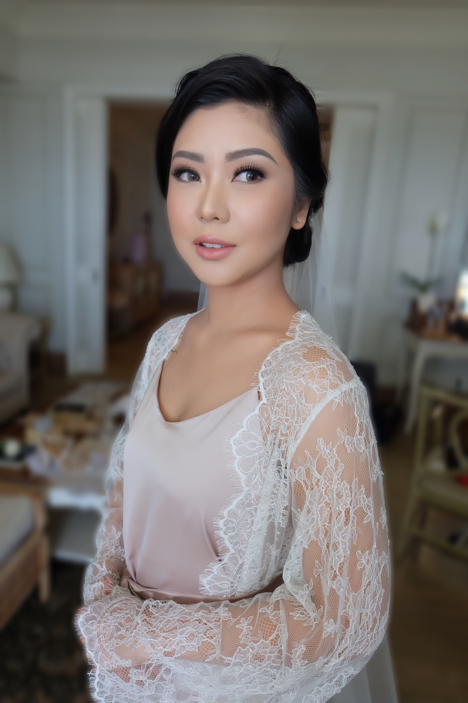 Jeanne Wedding by Theiya Makeup Artistry - 001