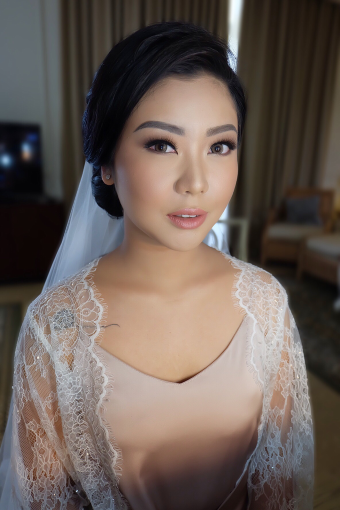 Jeanne Wedding by Theiya Makeup Artistry - 004