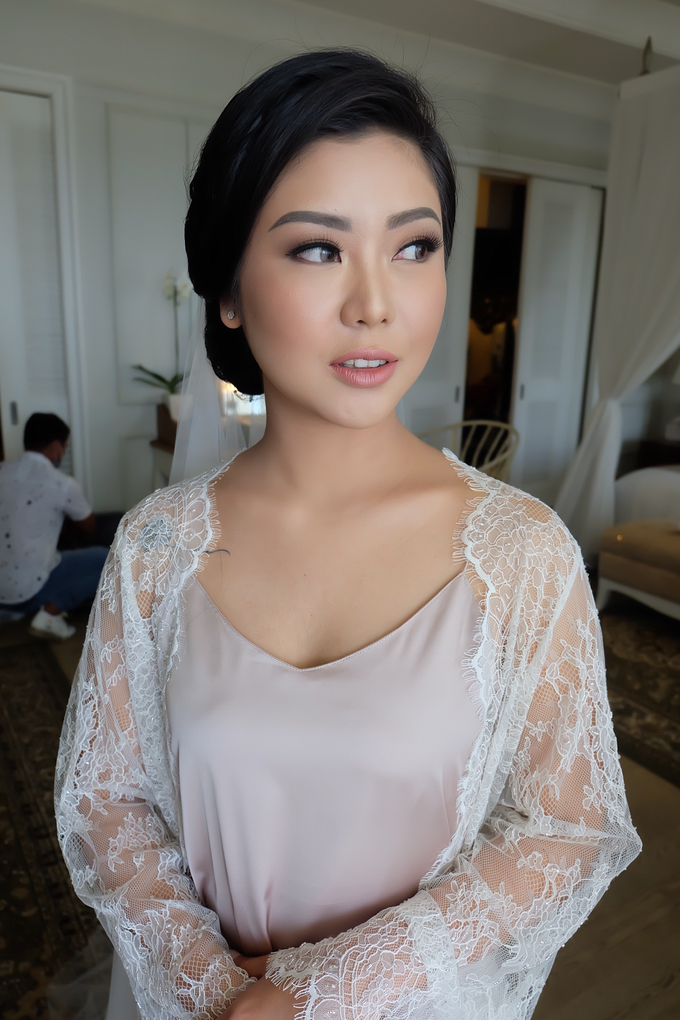 Jeanne Wedding by Theiya Makeup Artistry - 007