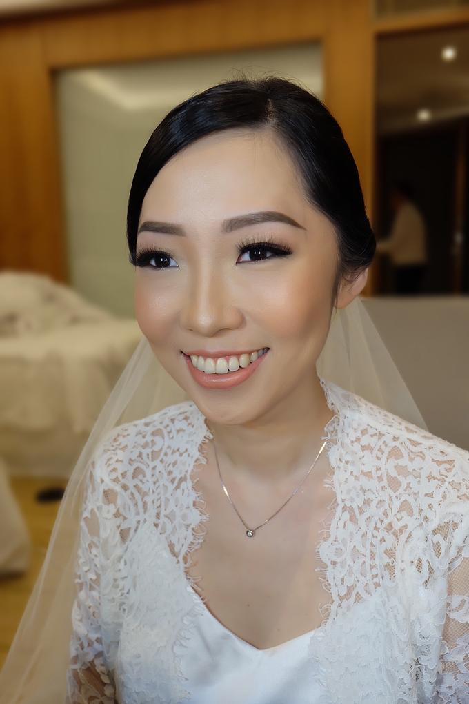 Isadora Wedding by Theiya Makeup Artistry - 002