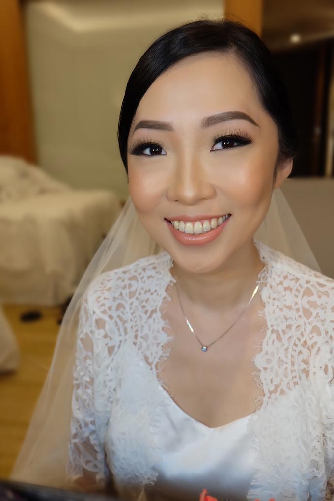 Isadora Wedding by Theiya Makeup Artistry - 003
