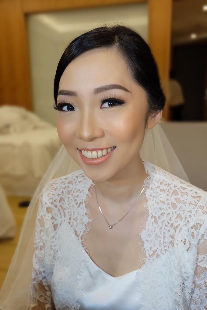 Isadora Wedding by Theiya Makeup Artistry - 001