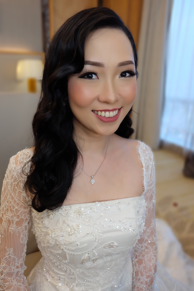Isadora Wedding by Theiya Makeup Artistry - 005