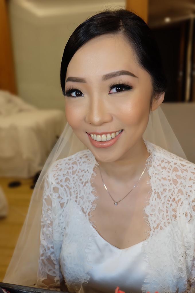 Isadora Wedding by Theiya Makeup Artistry - 006