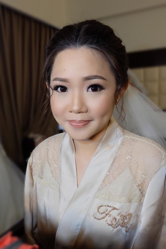 Mei Wedding by Theiya Makeup Artistry - 001