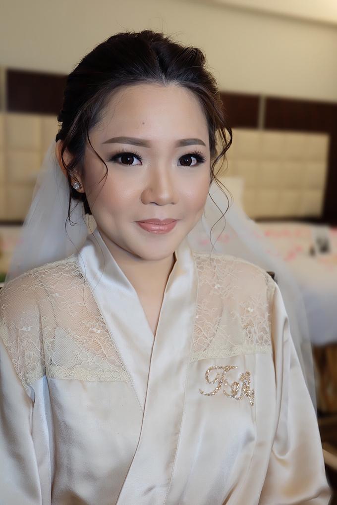 Mei Wedding by Theiya Makeup Artistry - 003