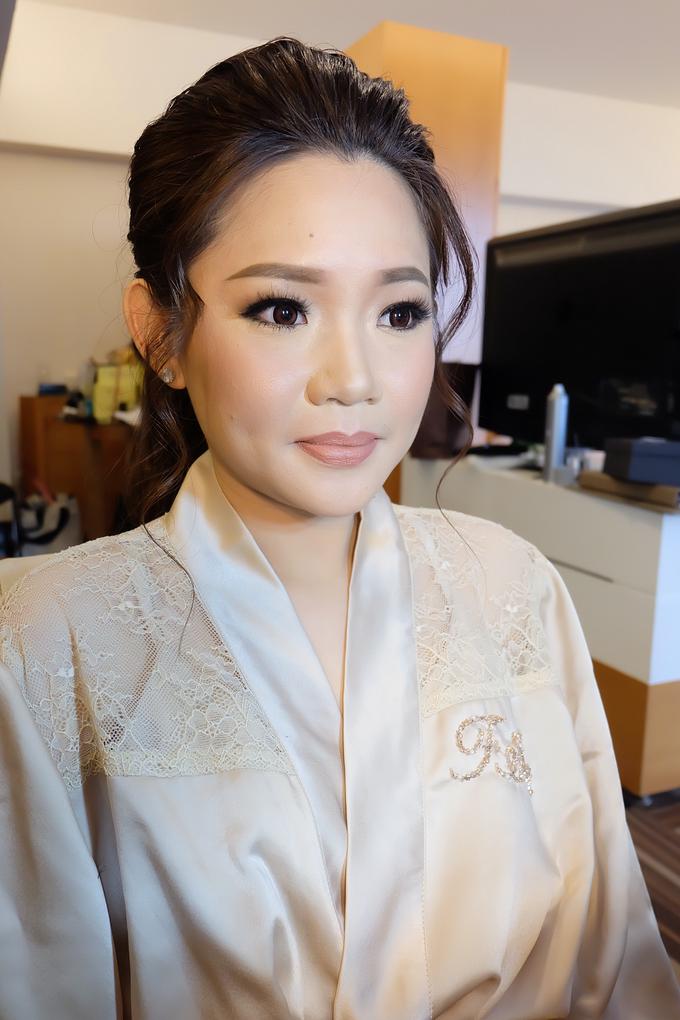Mei Wedding by Theiya Makeup Artistry - 005