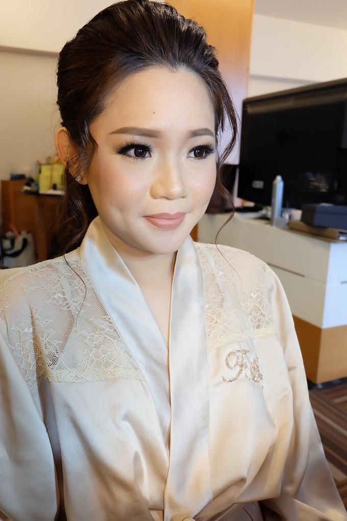 Mei Wedding by Theiya Makeup Artistry - 006