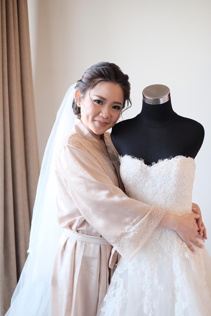Mei Wedding by Theiya Makeup Artistry - 007