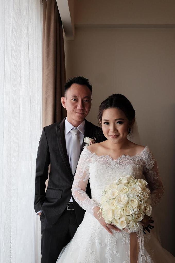 Mei Wedding by Theiya Makeup Artistry - 009