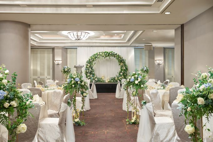 Symphony Ballroom by Rendezvous Hotel Singapore - 002