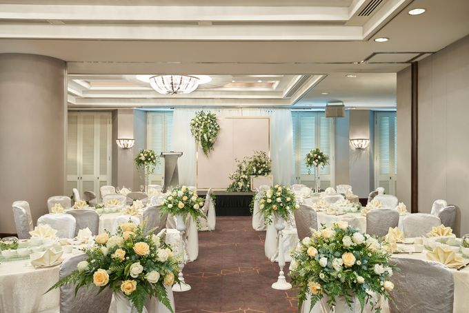 Symphony Ballroom by Rendezvous Hotel Singapore - 004
