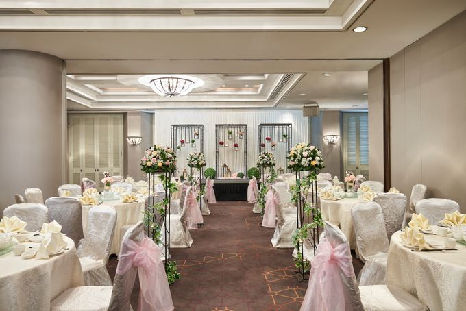 Symphony Ballroom by Rendezvous Hotel Singapore - 007