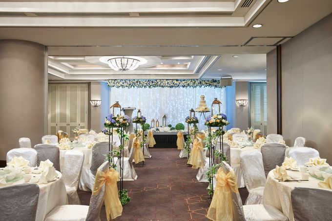 Symphony Ballroom by Rendezvous Hotel Singapore - 010