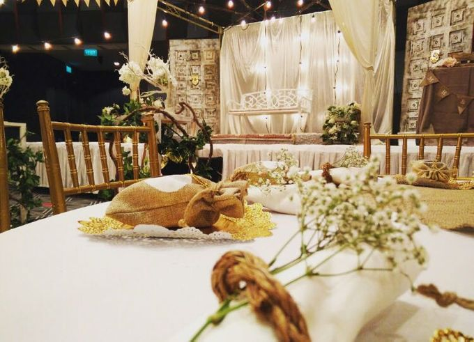 Wedding by Amici Events and Catering - 005