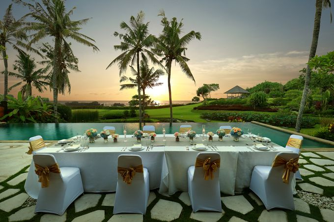 GOLD WEDDING PACKAGE by IMPIANA PRIVATE VILLAS CEMAGI - 002