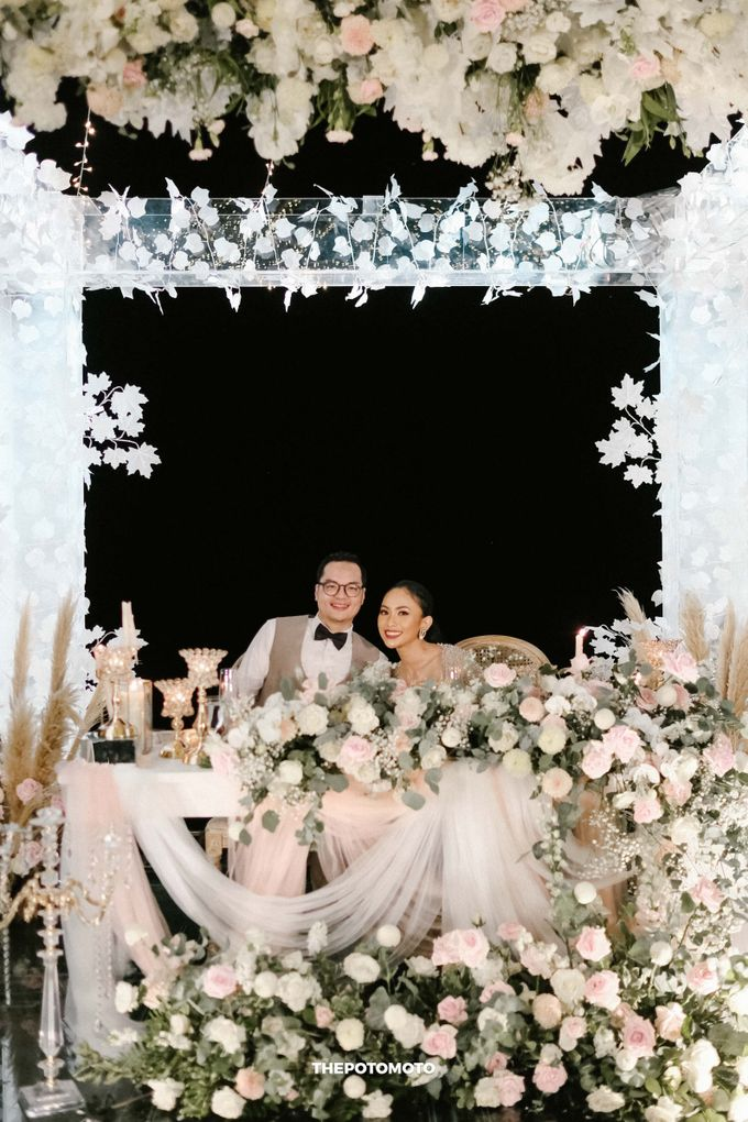 The Wedding of Dama & Kevin by Bali Eve Wedding & Event Planner - 032