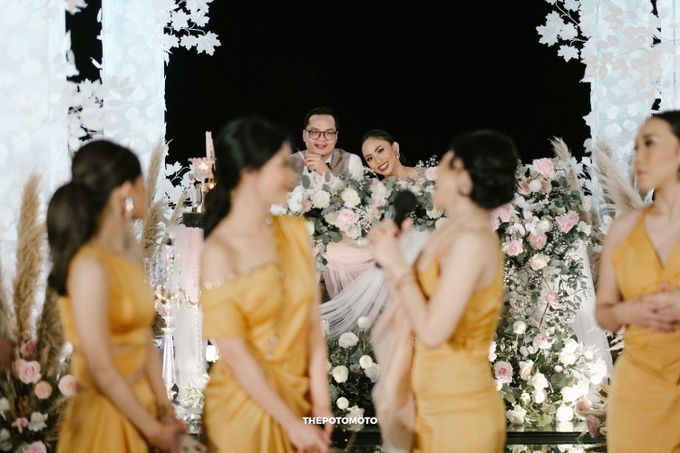 The Wedding of Dama & Kevin by Bali Eve Wedding & Event Planner - 034