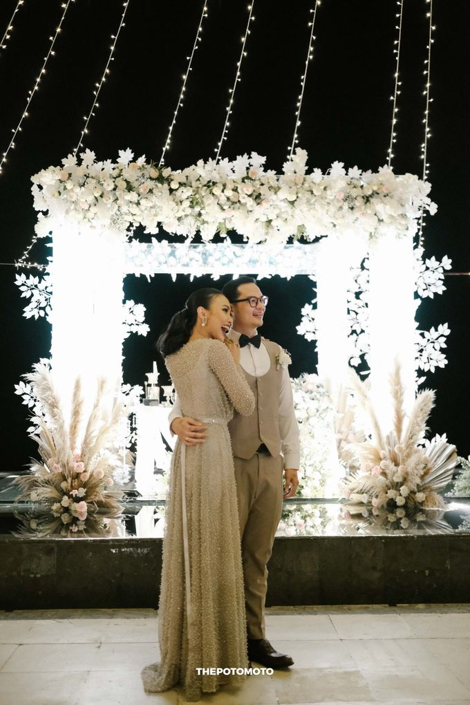 The Wedding of Dama & Kevin by Bali Eve Wedding & Event Planner - 035