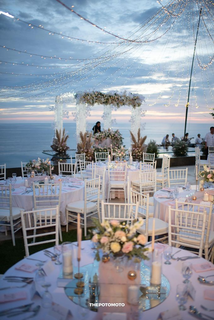 The Wedding of Dama & Kevin by Bali Eve Wedding & Event Planner - 027