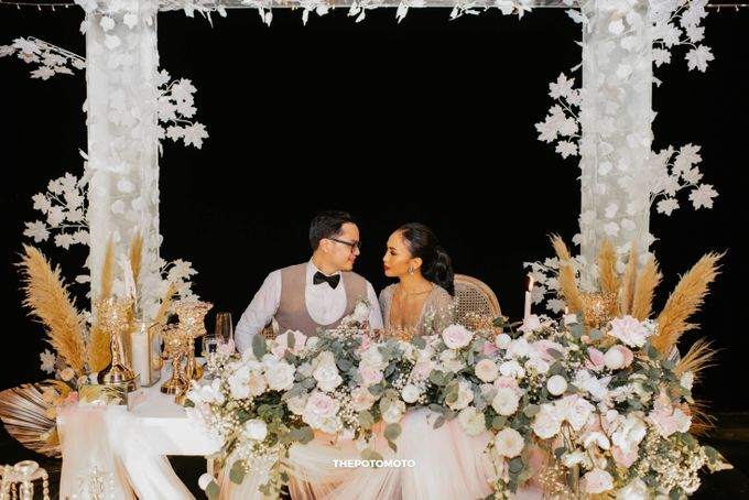 The Wedding of Dama & Kevin by Bali Eve Wedding & Event Planner - 031