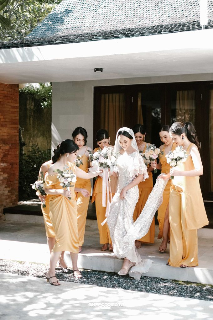 The Wedding of Dama & Kevin by Bali Eve Wedding & Event Planner - 006
