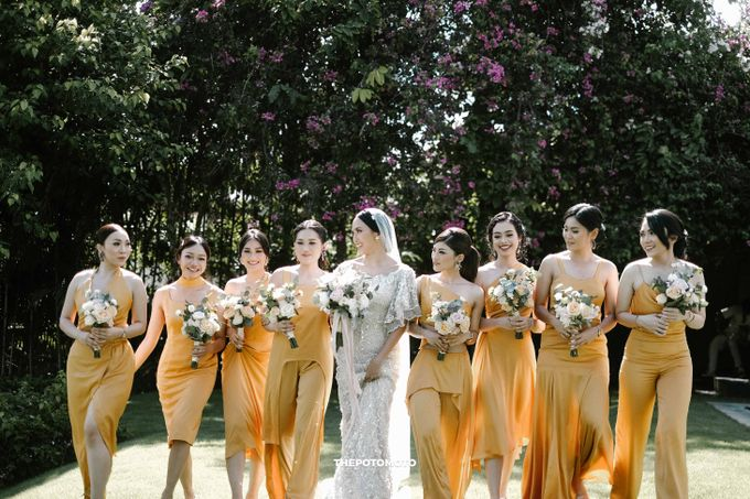 The Wedding of Dama & Kevin by Bali Eve Wedding & Event Planner - 007