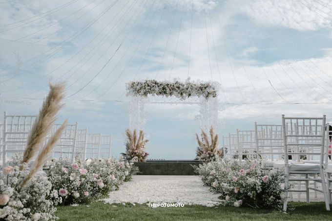 The Wedding of Dama & Kevin by Bali Eve Wedding & Event Planner - 008