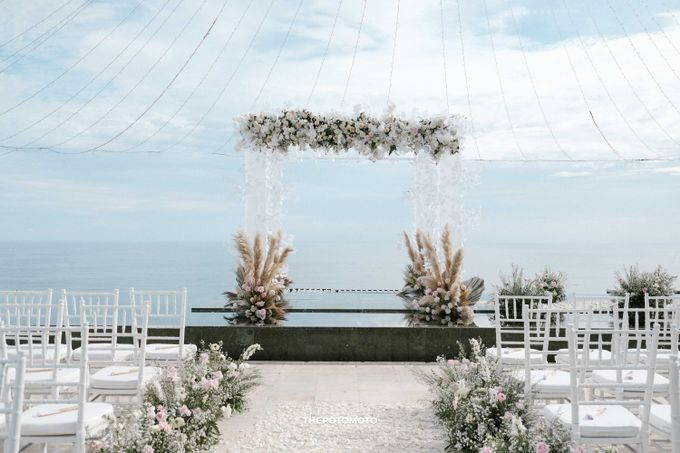 The Wedding of Dama & Kevin by Bali Eve Wedding & Event Planner - 010